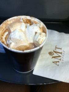 Cafe Maya at AMT Coffee