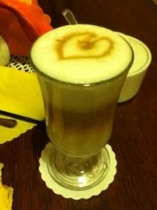 Latte at Kilian's