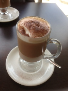 Mocha at The Lighthouse