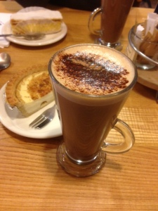 Mocha at The Apple Pie