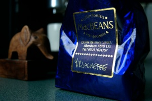 Ethiopia Yirgacheffe from MacBeans Coffee and Tea