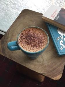 Mocha at The Shack Coffee Shop