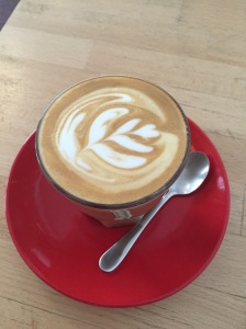 Flat White at Original Coffee