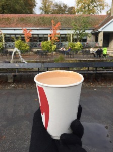 Mocha at The Park Cafe (Hazlehead Park)