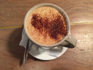 Mocha at The Kitchen Works